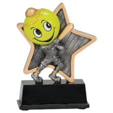 5 inch Softball Little Pal Resin